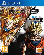 Dragon Ball: FighterZ + Dragon Ball: Xenoverse 2 PS4
