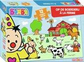 Bumba : puzzel - Op de boerderij - 12 st
