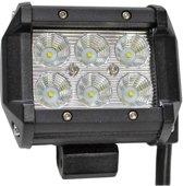 LED 18W Werklamp Bar Balk CREE Chip 1260lm 6000K IP67