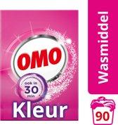 Omo Kleur Waspoeder Wasmiddel - 90 wasbeurten