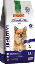Biofood sensitive small breed 1,5kg