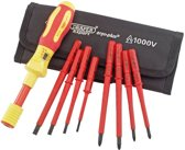 Draper Tools Expert Momentschroevendraaier set VDE 9-dlg 65372