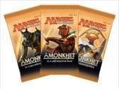 Magic The Gathering 3 Booster Pakjes Amonkhet
