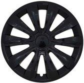 Set wieldoppen 15 inch DELTA ECO BLACK