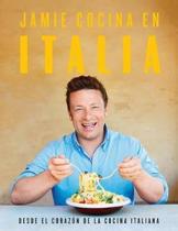 Boekomslag van 'Jamie Cocina En Italia'