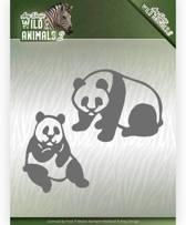 Dies - Amy Design - Wild Animals 2 - Panda Bear