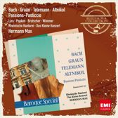 Bach, Graun, Telemann, Altnikol: Passions-Pasticcio