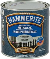Hammerite Hamerslag Zilvergrijs 2.5L