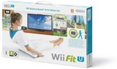 Wii Fit U + fit Meter (groen) + Balance Board (wit)
