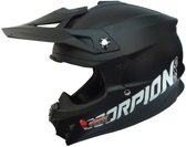 Scorpion Crosshelm VX-15 Evo Air Matt Black-S