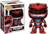 Funko Pop! Movies: Power Rangers Red Ranger - Verzamelfiguur