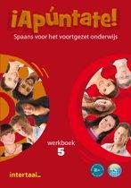Apúntate! 5 werkboek + online MP3's
