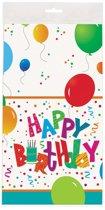 tafelkleed - Happy Birthday jamboree - 137 x 213 cm