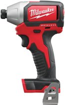 Milwaukee 18V Li-Ion brushless slagschroevendraaier M18BLID-0