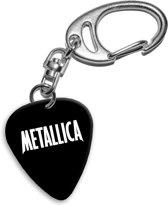 Metallica plectrum sleutelhanger