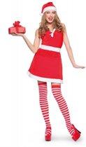 Kerstkleding voor volwassenen - Santa Dress kerstjurkje