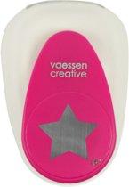 Vaessen Creative Figuurpons Ster | Formaat L