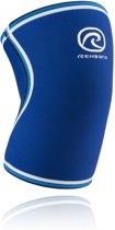 Rehband Knee Sleeve Blue Line 7 mm-Maat M: 35 - 37 cm
