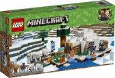LEGO Minecraft De iglo - 21142