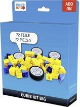 Tinkerbots Robotics Cubie Kit Big (Extension Set)