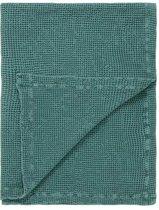 Marc O'Polo Viron - Plaid - 130x170 cm - Sage Green