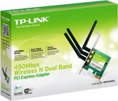 TP-Link TL-WDN4800 - Netwerkkaart