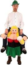 Boeren Tirol & Oktoberfest Kostuum | Gedragen Door Dirndl Gertrud Kostuum | One size | Bierfeest | Verkleedkleding