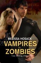Vampires vs Zombies: The Apocalypse