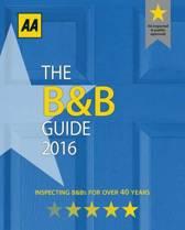 AA Bed & breakfast guide