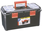 Erro Storage Gereedschapskoffer 19'' - Met organizers