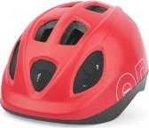 Bobike ONE - Kinderhelm - Maat S (52-56 cm) - Strawberry Red