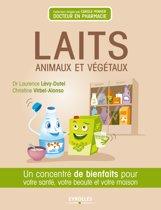 Laits animaux et végétaux