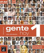 Gente Hoy 1 libro del alumno+glosario+cd-audio
