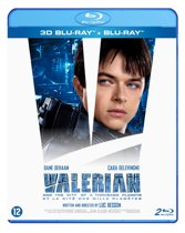 Valerian And The City Of A Thousand Planets (3D-Blu-ray) (dvd)