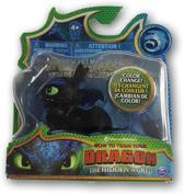 Hoe tem je een draak mini dragon Toothless 6 cm -The Hidden World