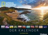 Der Kalender National Geographic Posterkalender 2020