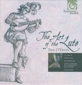 Paul O'Dette - The Art Of The Lute