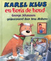 Karel Klus en Boris de hond