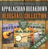 Appalachian Breakdown Bluegrass Collection - Power Picks -90 Classics