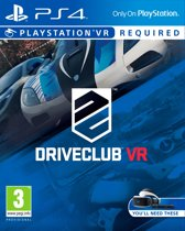 Driveclub VR PS4