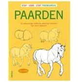 Stap voor stap - Tekencursus paarden