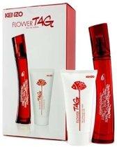 Kenzo Flower Tag Women Cadeauset 50 ml