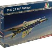 Italeri Mig - 21 MF Fishbed 1:48 Montagekit