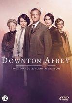 DVD cover van Downton Abbey - Seizoen 4