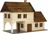 Bouwpakket Walachia W13 Pension- hout