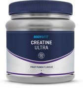 Body & Fit Creatine Ultra - 201,5 gram (31 Servings) - Fruit Punch