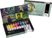 Van Gogh olieverf 10 tubes 40ml - Loving Vincent - Limited Edition