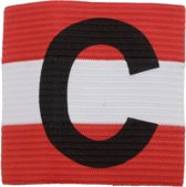 Stanno Captain Band - Rood