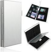 Multi Geheugenkaart Organizer Case - (micro) SD / MMC / TF Memory Card Opberger / Opbergdoos Houder