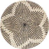 Bloomingville - Mand - Zeegras - Naturel - 36xH7 cm